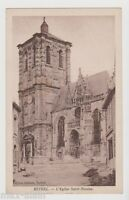 "CPA "" RETHEL - L'Eglise Saint-Nicolas"