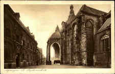 NIJMEGEN Holland Nimwegen Gelderland Stephanus Kerk Kirche Niederlande ca. 1920