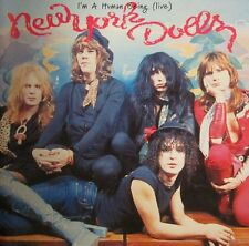 New York Dolls(CD Album)I'm A Human Being Live-Receiver-RRCD260-UK-New & Sealed