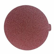 8 Inch Heavy Duty Adhesive Sticky Back Tabbed Sanding Discs (10 Pack, 36 Grit)