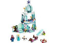 LEGO Disney Princess 41062: Elsa's Sparkling Ice Castle - Excellent condition