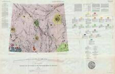 1965 USGS Geologic Map of the Moon: Timocharis Region