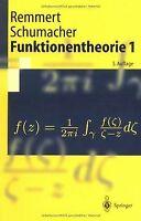 Funktionentheorie 1 (Springer-Lehrbuch) (German Edition)... | Buch | Zustand gut
