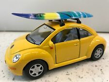 Volkswagen New-Beetle Surfboard KT.5028.DS Yellow