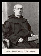 santino-holy card S.D. LEOPOLDO BECCARO