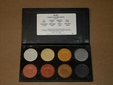 Ben Nye ESP-93 Lumiere Metallics 8 Colors Pressed Makeup