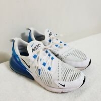 Nike Air Max 270 White Black Photo Blue ah8050-110 Mens SIZE 8