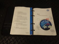 2000 VW PASSAT 1.9 SE TDI 4DR OWNERS MANUAL HAND BOOK & COVER