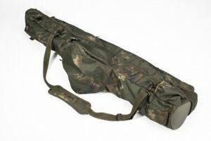 New Nash Tackle Scope Ops 3 Rod Skin 9ft or 10ft - Compact Carp Fishing Luggage