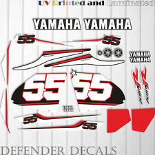 Yamaha Aerox 55 2011 Decals Stickers Graphics SET Kit Scooter Reproduction SP55