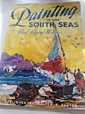 Painting in the South Seas:  Mid-Century Oversized Painting Instruction Book