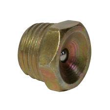 SFG m10 x 1,0 [100 pezzi] DIN 3405 d1 imbuto lubrificazione capezzoli ACCIAIO ZINCATO