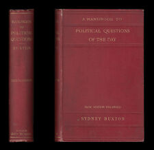 1892 POLITICAL QUESTIONS OF THE DAY Reform HOME RULE PARLIAMENTARY ELECTIONS Etc