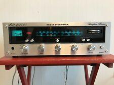 MARANTZ 2215 BL Stereophonic Receiver Récepteur stéréophonique