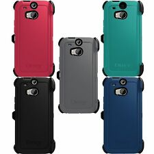 Brand New!! Otterbox Defender case For HTC One M8