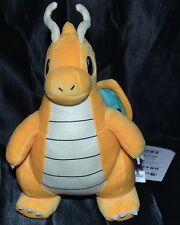 "10"" Dragonite Poke Plush Large Official Pokemon Center Dolls Toys Stuffed Animal"
