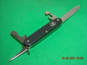 Victorinox Black Alox Pioneer Swiss Army Knife
