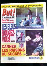 BUT Football 6/09/1994; Euro 96; Slovaquie-France/ Cannes les raisons du succés
