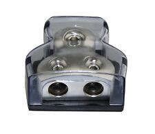 0/1 Gauge In 2X4 Gauge Out Car Power/Ground Distribution Block Skpd-32N