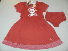 Houston Astros New MLB Baseball Girls Dress Toddler 4T