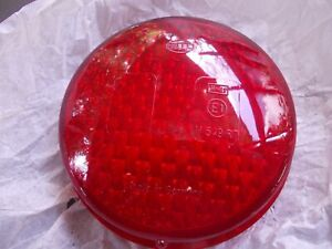 FORD CAPRI CONVERTIBLE / CLUB SPRINT NEW REAR REPLACEMENT  TAIL LIGHT LENS ONLY