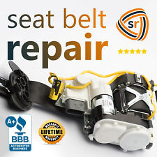 Mercedes Seat Belt Repair Pre-Tensioner Rebuild Assembly FIX After Accident OEM