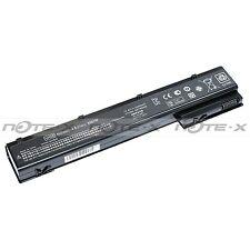 Batterie pour HP EliteBook 8760w 75Wh 14,8V 5200mAh/77Wh Li-Ion Noir