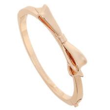 "NWT Kate Spade Rose Gold O0ru1020 Women's ""Love Notes"" Bangle Bracelet"