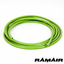 Ramair  Performance Silicone 3mm x 1m Vac - Tube - Boost - Hose Pipe Line Green