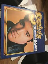 Elvis 50 Years 50 Hits Lp