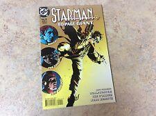 STARMAN 80-PAGE GIANT TPB  NM 1999 DC