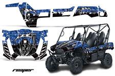 AMR Racing Kawasaki Teryx 800 4 Door Graphic Decal Kit UTV Part 13-15 REAPER BLU