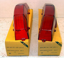 NORS 1969-1970 Ford Station Wagon Country Squire Stop/Tail Lamp Lenses GloBrite