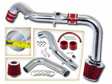 BCP RED 2005 2006 Scion tC 2.4L VVTi L4 Cold Air Intake Induction Kit + Filter