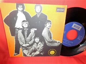 THE ROLLING STONES We love you Dandelion 45rpm 7' + PS 1967 ITALY EX+