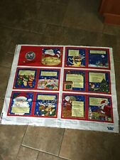 Mary Engelbreit Children's Christmas Book Night Before Christmas fabric panel