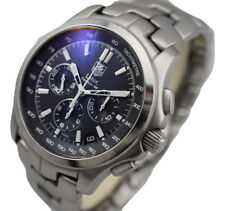 TAG Heuer Link Calibre 36 CT511A Men's Automatic Chronograph Watch
