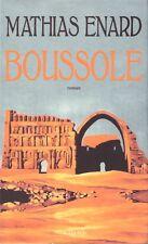 MATHIAS ENARD BOUSSOLE GONCOURT + PARIS POSTER GUIDE