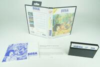 Sega Master System *Disney´s Das Dschungelbuch* OVP mit Anleitung #1