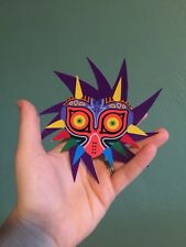 "5"" Zelda Skull Kid Epic Vibrant Colored Sticker Bumper Laptop Die Cut AWESOME"