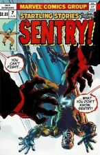 New Avengers Vol. 1 (2005-2010) #7 (Neal Adams Variant)