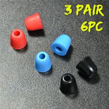 🔥 6PC KZ Replacement Memory Foam Ear Buds Tips Eartips Earbuds Earphone