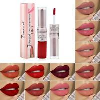 Long Lasting Waterproof Lipstick Pen Matte Lip Liner Makeup Liquid Lips T7Q4
