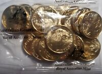 2019 IRB effigy sealed RAM bag of 20x $1 Mob of Roos MOR Uncirculated (NO A U S)