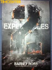 Hot Toys Expendables 2 - 1/6 Barney Ross Sylvester Stallone Figure New Open
