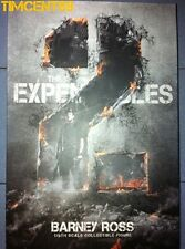 Ready! Hot Toys Expendables 2 - 1/6 Barney Ross Sylvester Stallone Figure New