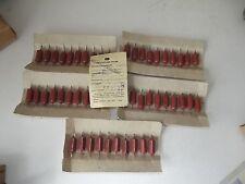 50 X Russian paper Capacitors K40-P2B 0,033uF 400V  50 PCS.