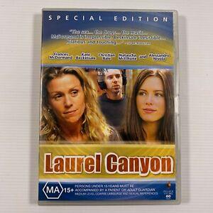 Laurel Canyon (DVD 2004) Christian Bale Francis McDormand Region 4