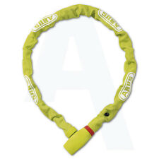 ABUS uGrip 585 Series Tactile Touch Bike Bicycle Lock & Chain 750mm Lime 2 Keys