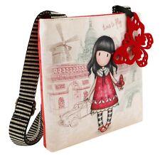 Santoro Shopping Bag a libro-Coccinella//canzoncina